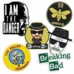 breaking bad stickers