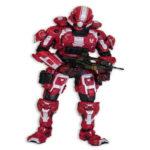 spartan action figure